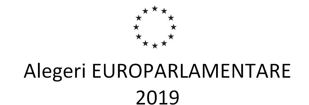 Alegeri pentru Parlamentul European 2019