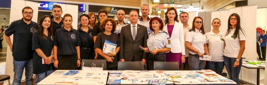 Lansarea Campaniei 10 (zece) pentru siguranță, acțiune dedicată creșterii gradului de siguranță a el